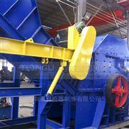 陕西废铁粉碎机价格/小型废铁团球机生产线