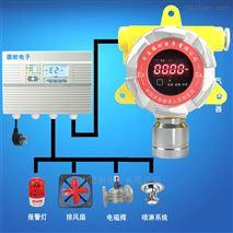 工业罐区天然气泄漏报警器,APP监测