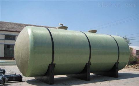 新农村改造玻璃钢生活污水处理设备安装