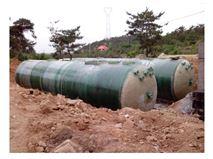 玻璃钢小区生活污水处理设备原理