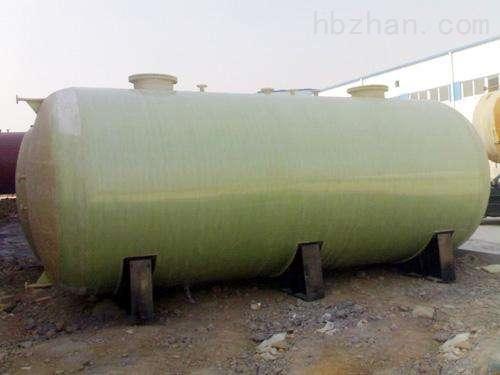 玻璃钢农村生活废水处理设备