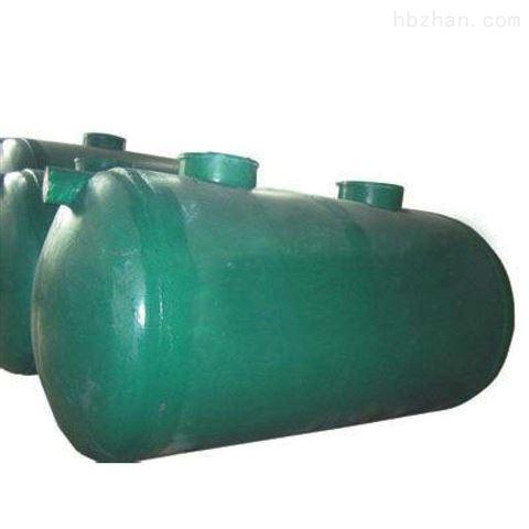 厂区生活玻璃钢废水处理设备工艺