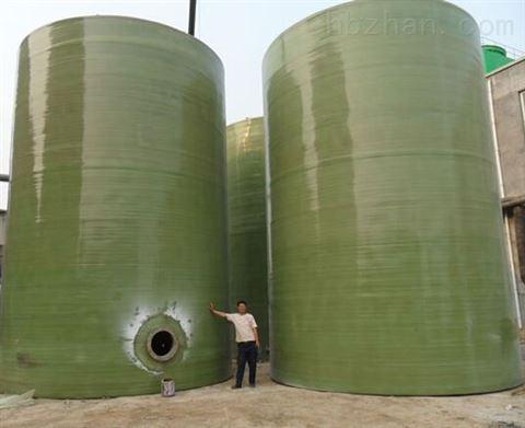 城镇玻璃钢生活废水处理设备