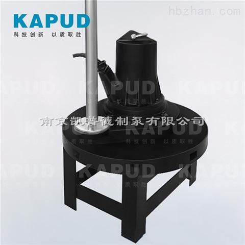 生化池曝气搅拌作业 圆盘离心曝气机QXB1.5