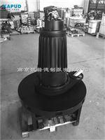 低耗节能大功率离心曝气机QXB18.5 圆盘型
