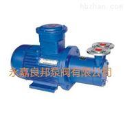 永嘉良邦磁力驱动旋涡泵