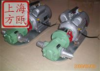 WCB上海方瓯WCB微型齿轮油泵