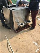KWTS-50嘉兴餐饮隔油提升设备哪家好