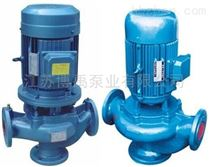立式管道增压不堵塞排污泵
