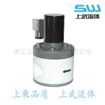 ZCF型聚四氟乙烯電磁閥 塑料閥門供應商