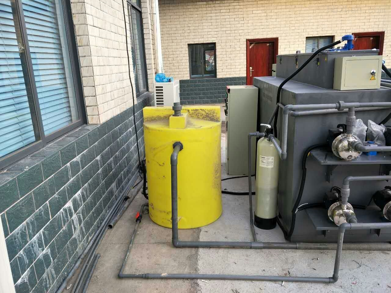 洛阳病理科废水处理设备博斯达厂家定制