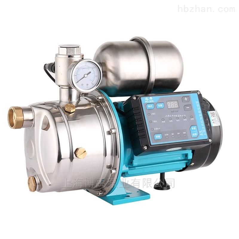 byzd全自动小型变频家用水压增压泵