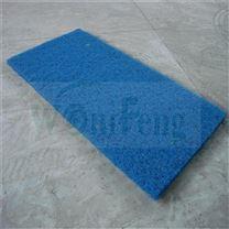 东莞生化过滤棉厂家,济南蓝色塑胶棉