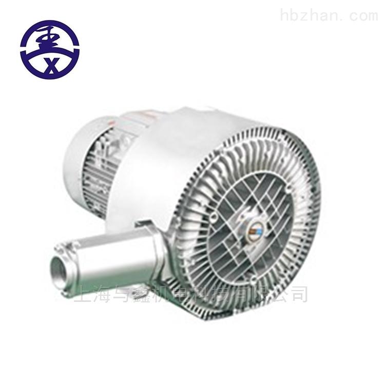 2.2KW高壓風機 3KW漩渦式氣泵 雙段式風機