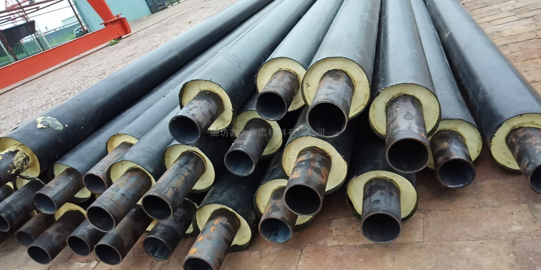 聚氨酯直埋保温管厂家全国发货