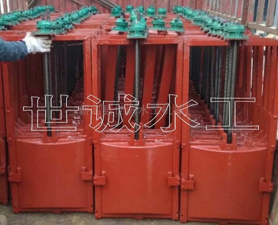 PM型-一体式铸铁闸门