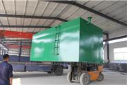 地埋式一体化污水处理设备安装及应用