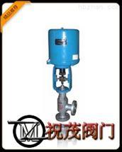 电动高压角形(单级、多级)调节阀