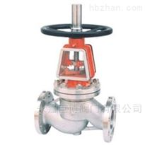 JY541锤齿轮氧气专用截止阀规格
