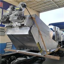 大型叠螺污泥脱水机设备生产技术