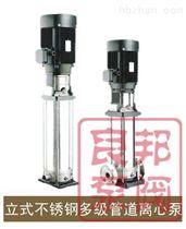 25GDL4-11×6永嘉良邦25GDL4-11型立式不锈钢管道离心泵