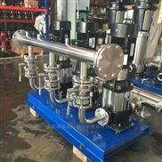 不锈钢箱式无负压供水设备