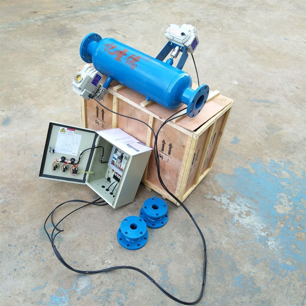 电动反冲洗过滤器