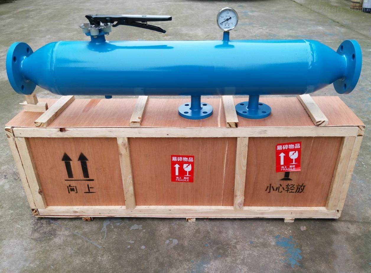 P型自动排污过滤器