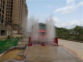 LYS-100平凉工程洗轮机 工地洗车机冲洗设备