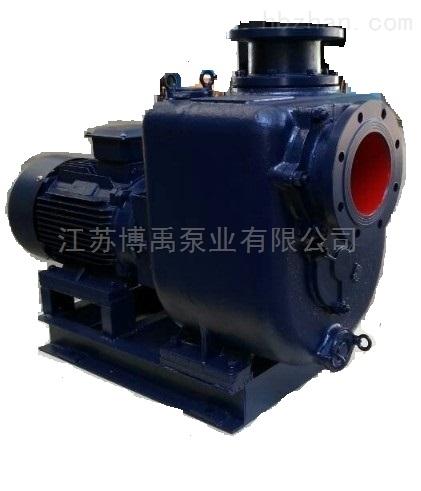 不用真空辅助也能吸8-9米高的高吸程自吸泵