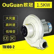 TB100-2 1.5KW歐冠中壓鼓風機