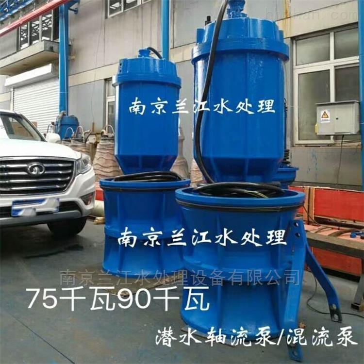 铸件式潜水轴流泵