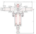DY22F低溫升壓調節閥