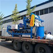 尾矿污泥处理设备、尾矿脱水设备、带式压滤机