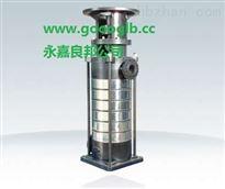 40DL(DLF)6-12永嘉良邦40DL6-12型不锈钢铸造多级离心泵