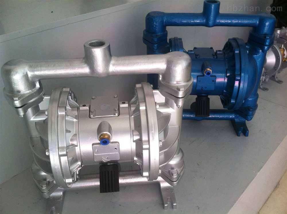 永嘉良邦QBY-40铸铁气动隔膜泵