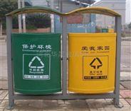 滿城玻璃鋼圓形垃圾桶廠家價格