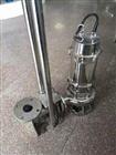 WQP不锈钢潜水泵 排污泵 潜污泵功率7.5KW