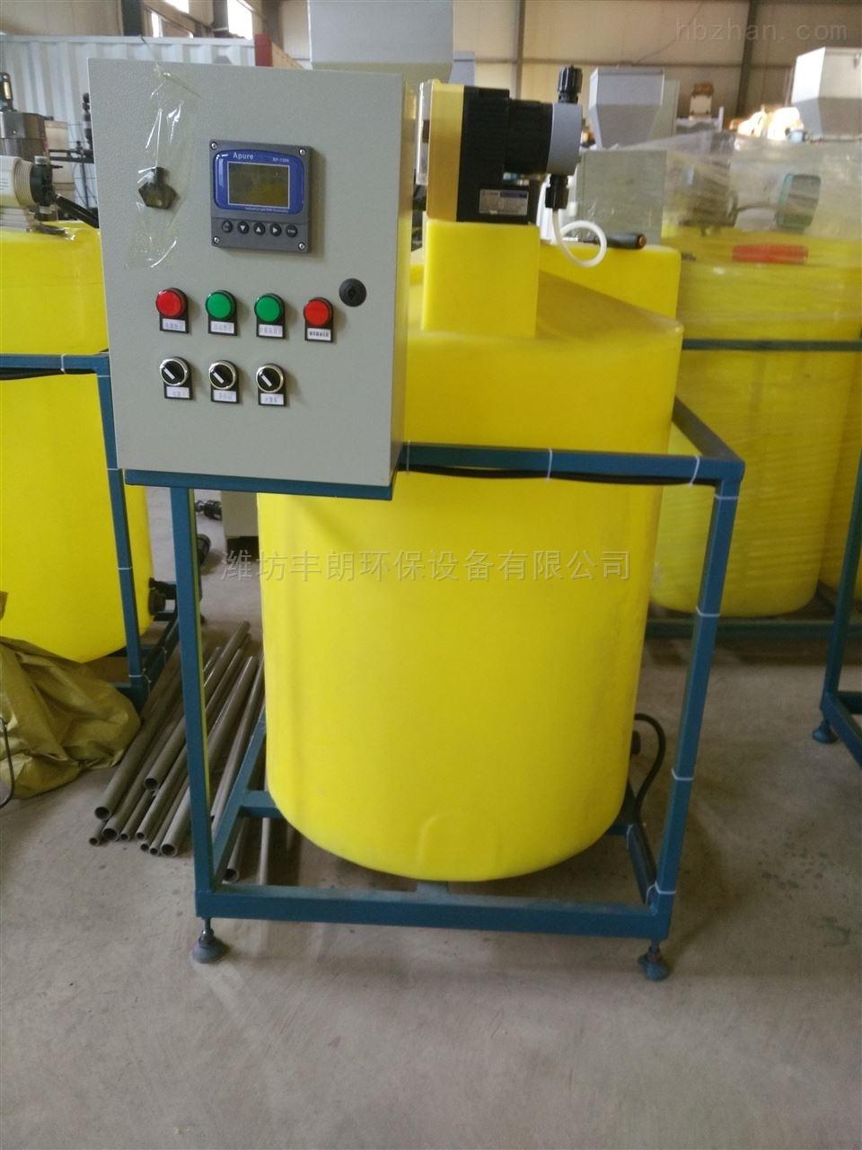 临沂工业循环水加药装置设备厂家
