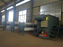 FL-HB-YL机械自动保压式板框式压滤机设备厂家