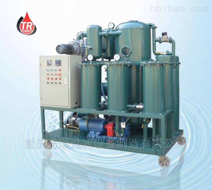 ZJA变压器油双级真空滤油机  闪蒸除水