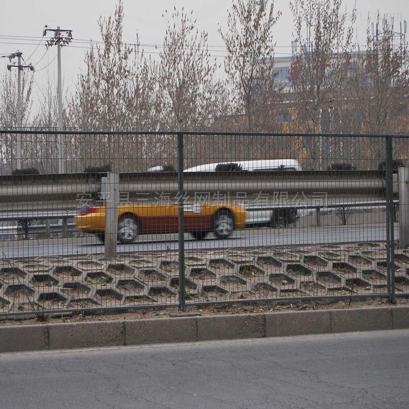 沿线防护栅栏