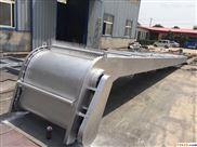 304不锈钢格栅清污机回转式格栅清污机
