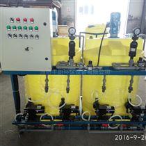 FL-JY-6循环水杀菌灭藻缓释阻垢剂全自动投加装置
