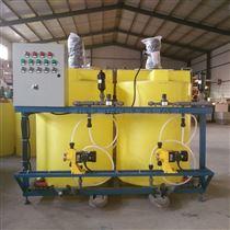 FL-JY-8聚合氯化铝无机高分子混凝剂PAC投加装置
