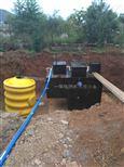 2T/d厕所废水处理一体化设备