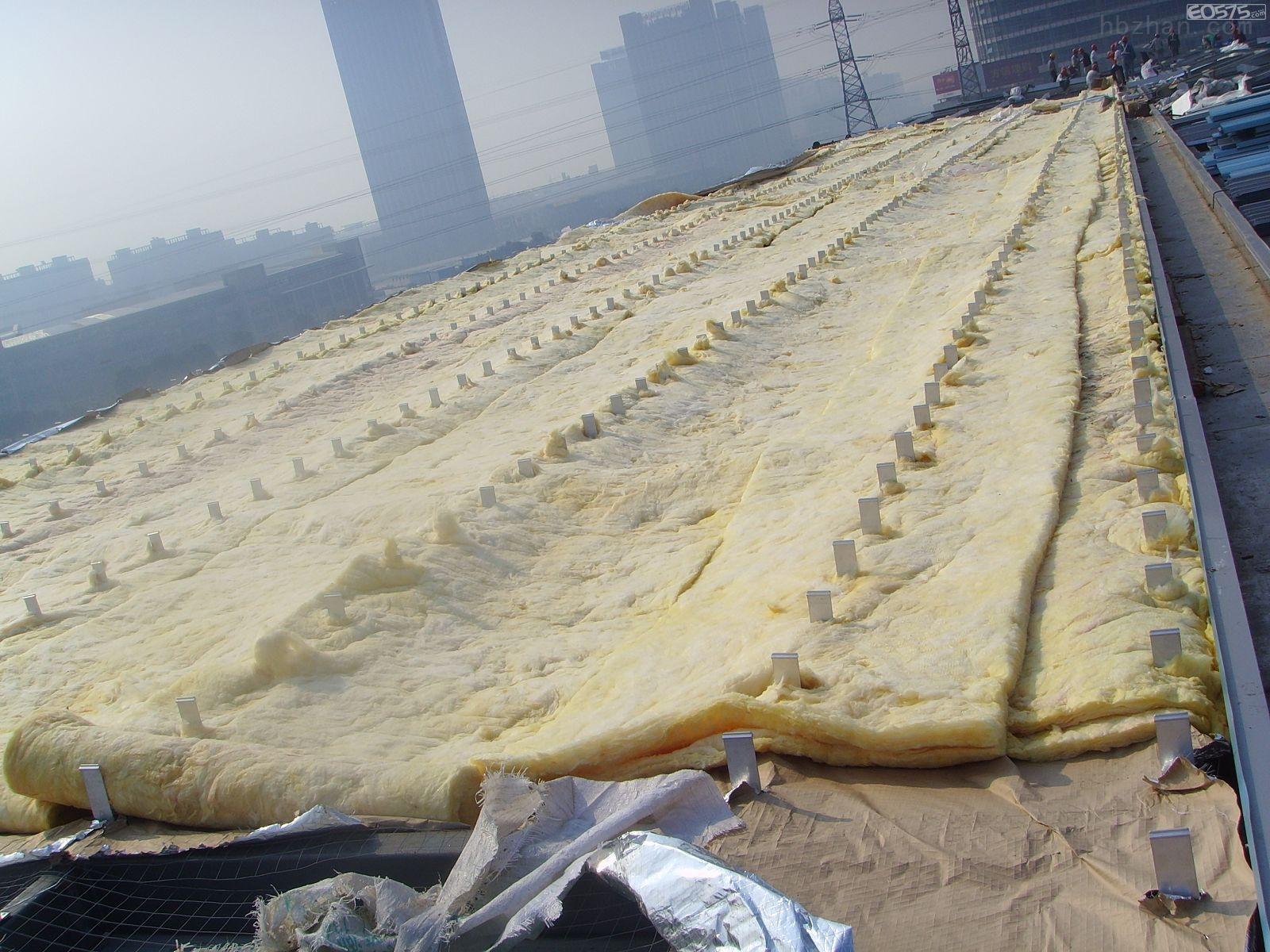 天津50kg/m3离心玻璃棉板文库