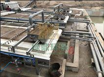 陶瓷汙泥脫水機,帶式濃縮汙泥機
