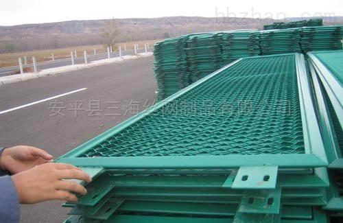 道路工程钢板网防抛网