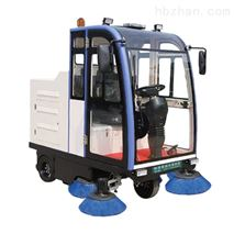 陕西普森新款清扫车、电动扫地机、